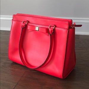 Kate Spade Pink Bow Bag